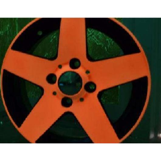 Краска люминесцентная AcmeLight Metal 2К для металла оранжевая - изображение 4 - интернет-магазин tricolor.com.ua