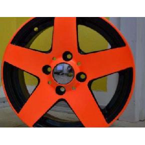 Краска люминесцентная AcmeLight Metal 2К для металла оранжевая - интернет-магазин tricolor.com.ua