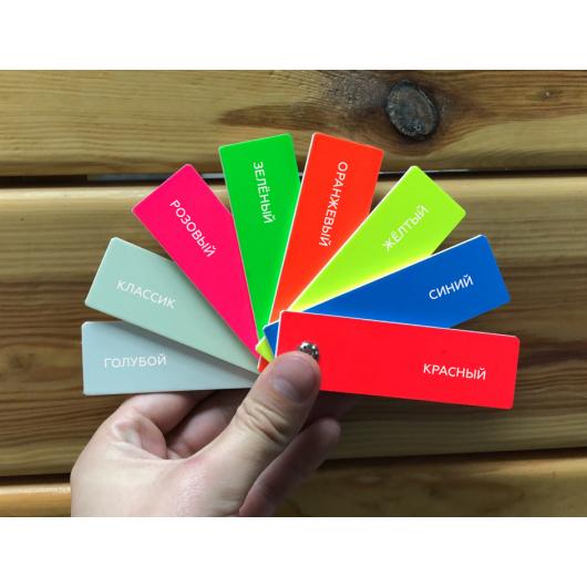 Краска люминесцентная AcmeLight для металла (2К) классик голубой - изображение 2 - интернет-магазин tricolor.com.ua