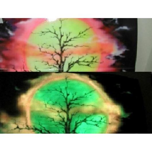 Краска люминесцентная AcmeLight Metal 2К для металла розовая - интернет-магазин tricolor.com.ua