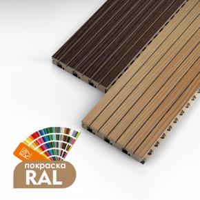 Панель декоративная акустическая MDF 4akustik покраска по RAL