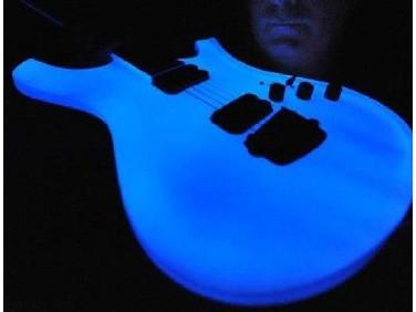 Краска люминесцентная AcmeLight для пластика (2К) белая