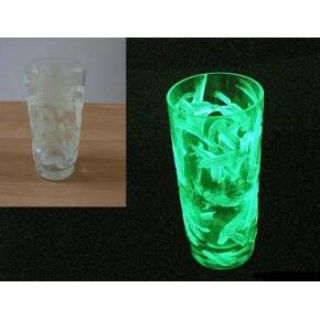 Краска люминесцентная AcmeLight Glass Classic 2К для стекла белая