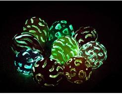 Купить Краска светящаяся AcmeLight для стекла (2К) желтая - 4