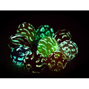 Краска люминесцентная AcmeLight Glass Classic 2К для стекла желтая - изображение 2 - интернет-магазин tricolor.com.ua