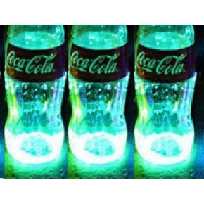 Краска люминесцентная AcmeLight Glass Classic 2К для стекла голубая - изображение 2 - интернет-магазин tricolor.com.ua