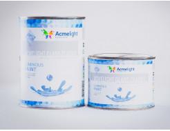 Краска люминесцентная AcmeLight для стекла (2К) оранжевая - изображение 2 - интернет-магазин tricolor.com.ua