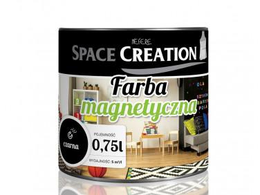 Краска акриловая магнитная Space Creation