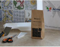 Затирка люминесцентная для швов AcmeLight Grout голубая - изображение 2 - интернет-магазин tricolor.com.ua