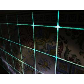 Затирка люминесцентная для швов AcmeLight Grout голубая