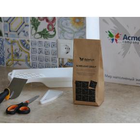 Затирка люминесцентная для швов AcmeLight Grout классик - изображение 2 - интернет-магазин tricolor.com.ua