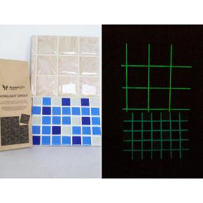 Затирка люминесцентная для швов AcmeLight Grout классик - изображение 3 - интернет-магазин tricolor.com.ua