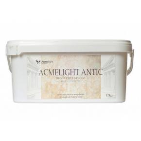 Люминесцентная декоративная штукатурка AcmeLight Antic голубая