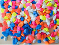 Купить Светящиеся дизайнерские камни AcmeLight ART голубые - 25