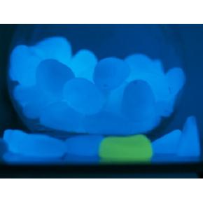 Люминесцентные пластиковые камни AcmeLight PVC Stones синие