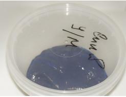Краска пластизольная синий ультрамарин АКЦИЯ! (образец ≈100 г) - изображение 2 - интернет-магазин tricolor.com.ua