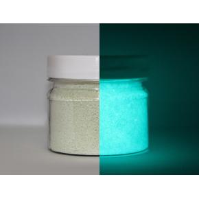 Люминесцентный пигмент Люминофор голубой Tricolor BLO-7E/500 микрон - интернет-магазин tricolor.com.ua