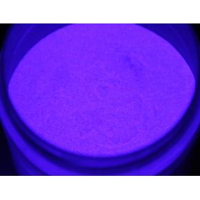 Люминесцентный пигмент Люминофор цветной Tricolor White To Purple белый фиолетовый - изображение 2 - интернет-магазин tricolor.com.ua