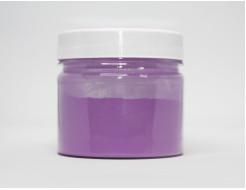 Люминесцентный пигмент Люминофор цветной Tricolor Purple To Purple фиолетовый - изображение 4 - интернет-магазин tricolor.com.ua