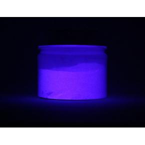 Люминесцентный пигмент Люминофор цветной Tricolor Purple To Purple фиолетовый - изображение 2 - интернет-магазин tricolor.com.ua