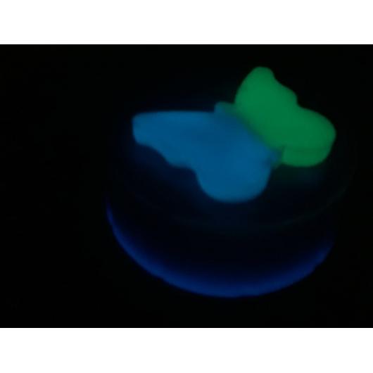Люминесцентный пигмент Люминофор зеленый Tricolor DLO-7A/5-15 микрон - изображение 2 - интернет-магазин tricolor.com.ua