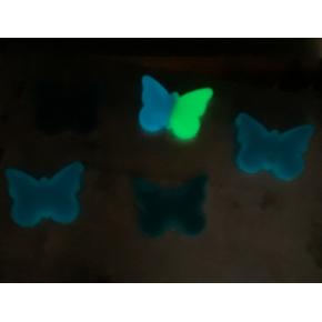 Люминесцентный пигмент Люминофор зеленый Tricolor DLO-7A/5-15 микрон - изображение 7 - интернет-магазин tricolor.com.ua