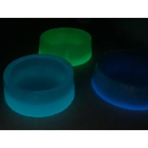 Люминесцентный пигмент Люминофор голубой Tricolor BLO-7A/5-15 микрон - изображение 4 - интернет-магазин tricolor.com.ua