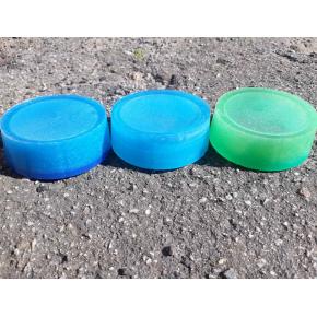 Люминесцентный пигмент Люминофор голубой Tricolor BLO-7A/5-15 микрон - изображение 5 - интернет-магазин tricolor.com.ua