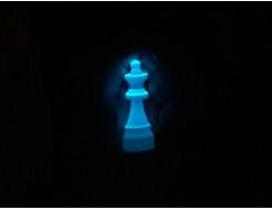 Люминесцентный пигмент Люминофор голубой Tricolor BLO-7A/5-15 микрон - изображение 2 - интернет-магазин tricolor.com.ua
