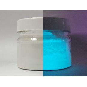 Люминесцентный пигмент Люминофор голубой Tricolor BLO-7A/5-15 микрон - изображение 11 - интернет-магазин tricolor.com.ua