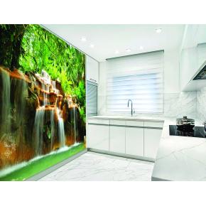 Фотообои Lux Design #6 Водопад - изображение 2 - интернет-магазин tricolor.com.ua