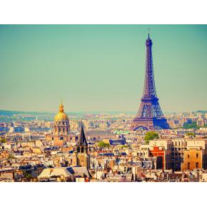 Фотообои Lux Design #9 Эйфелева башня
