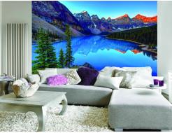 Фотообои Lux Design #10 Горы - изображение 2 - интернет-магазин tricolor.com.ua