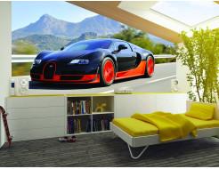 Фотообои Lux Design #11 Машина - изображение 2 - интернет-магазин tricolor.com.ua