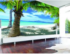 Фотообои Lux Design #18 Пальма - изображение 2 - интернет-магазин tricolor.com.ua