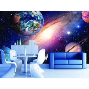 Фотообои Lux Design #19 Космос - изображение 2 - интернет-магазин tricolor.com.ua