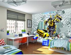 Детские фотообои Lux Design #24 Трансформеры - изображение 2 - интернет-магазин tricolor.com.ua