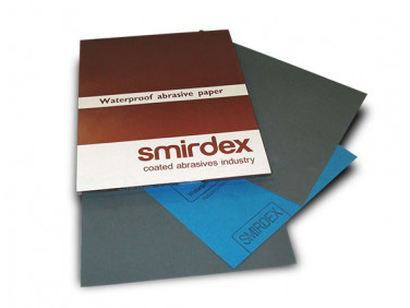 Бумага для мокрой шлифовки Smirdex 270 лист 230х280 мм зерно 180