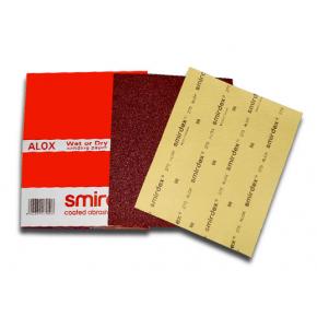 Бумага для мокрой и сухой шлифовки Smirdex 275 лист 230х280 мм зерно 220
