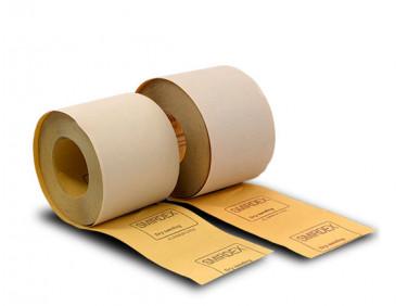 Бумага для сухой шлифовки Smirdex 510 рулон 116 мм 25 м зерно 60