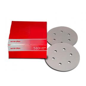Бумага для сухой шлифовки Smirdex 510 круг 150 мм зерно 80