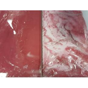 Пигмент термохромный +45 Tricolor красный - изображение 2 - интернет-магазин tricolor.com.ua