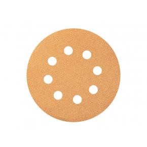 Бумага для сухой шлифовки Smirdex 820 круг 125 мм зерно 180