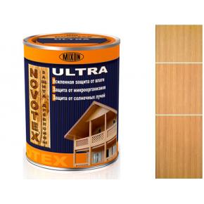Лак-морилка для дерева Mixon Novotex Ultra Бесцветная - интернет-магазин tricolor.com.ua