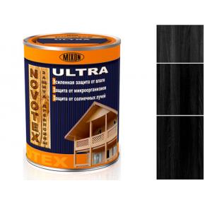 Лак-морилка для дерева Mixon Novotex Ultra Черная - интернет-магазин tricolor.com.ua