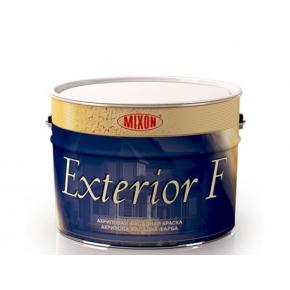 Краска акриловая фасадная Mixon Exterior F CLR матовая