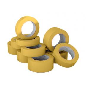 Скотч малярный Mixon Masking Tape 6260 желтый 25 мм 45 м