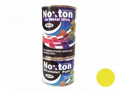 Флуоресцентная краска для металла NoxTon for Metal Ultra желтая