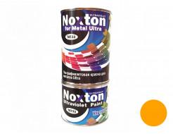 Флуоресцентная краска для металла NoxTon for Metal Ultra темно-желтая