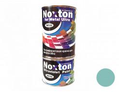 Флуоресцентная краска для металла NoxTon for Metal Ultra голубая